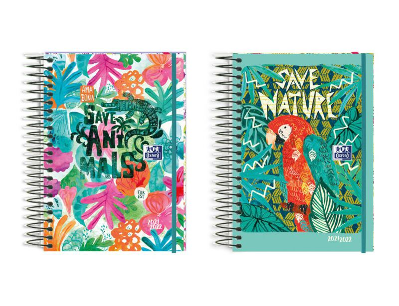AGENDA 8º 2021 2022 T/E D/P TROPICAL OXFORD 493